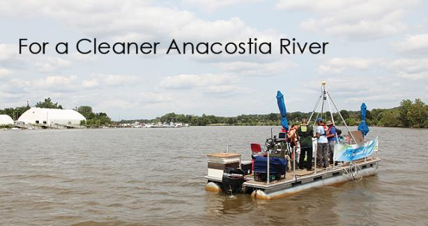 For a Cleaner Anacostia River